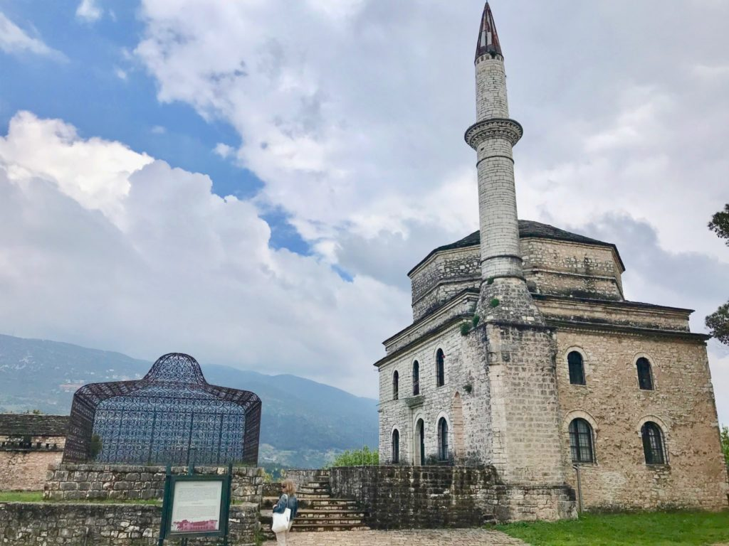 Ali Pasha's tomb, Ioannina, Epirus, Greece